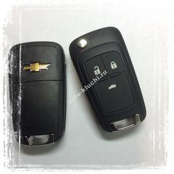 Оригинальный ключ Chevrolet